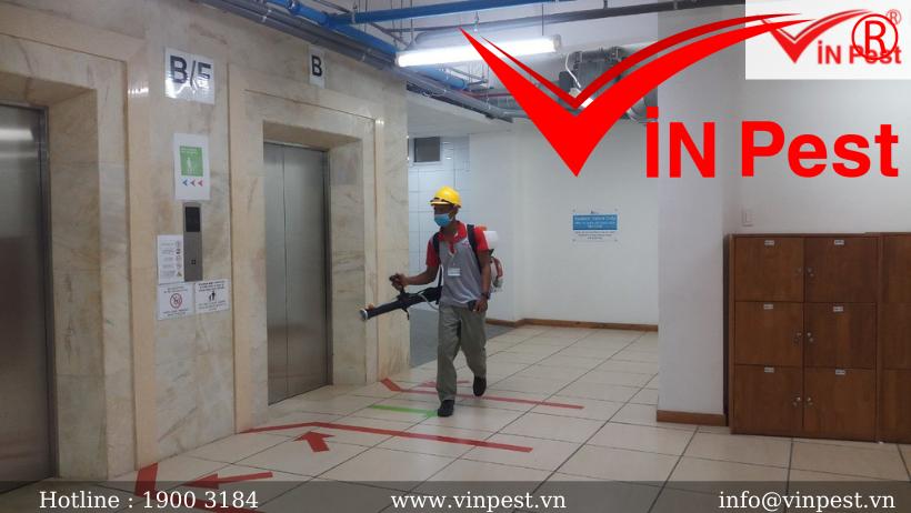 Dịch vụ Phòng chống mối công trình xây dựng - Công ty VinPest